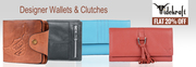 Wallets & Clutches Online Clothing Accessories at Best Price