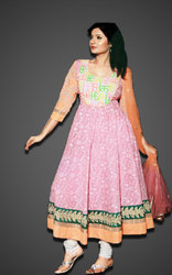 Purchase Anarkali Designer dresses on the internet --fashion1world