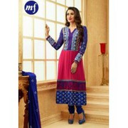Buy A Delicating Karishma Kapoor Anarkali Collection Online - nallucol