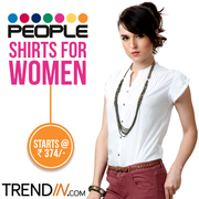 People Shirts for women