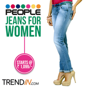 People Jeans For women