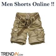 Men shorts online
