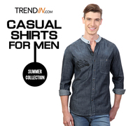 casual shirts for men.