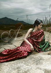 Exclusive Collection of Designer Sarees at Aavaranaa.com