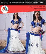 Designer Wedding Lehenga Choli Collection by Mishreesaree.com