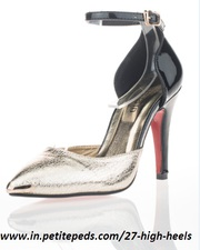 Buy Shoes Online and High Heels Exclusively for Small Feet in Size 1-5