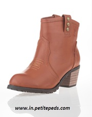 Buy Ankle Boots,  Ladies Shoes from Australia Company Ships to India -