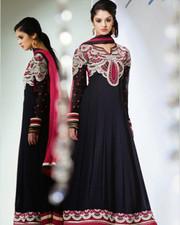 Women designer party wear anarkali salwar suit online