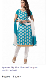Colourful and elegant ethnic wear from Aparnaa