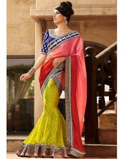 Get Discount on Bollywood Replica Sarees Online in India