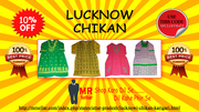 Lucknow chikan kurta online India