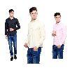 Buy Combo of Three Formal Shirt