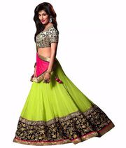 Designer Embroideries Lehenga (Krishivi) By TrolleyKart.in
