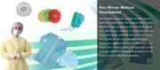 Non Woven Medical Disposables - Vishal Synthetics