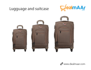 Buy Luggage and Suitcases Online in India – Dealmaar