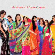 Buy Chiffon Sarees Online at Rs.2450/-Only
