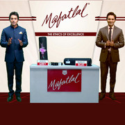 Exclusive Mafatlal Suitings and Shirtings – Teleshop.in