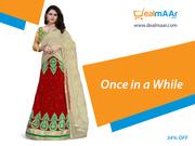 Shop Designer women's Ethnic wear Online at best discount – Dealmaar