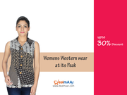 Upto 50% discount on Latest Fashion Womens Western Wear Online