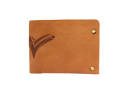 Tista Light Brown Professional Wallet