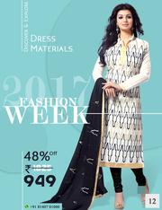 Designer Anarkali Salwar Kameez on Shopkio.com