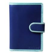 Dealsothon  D'hides Stylish Royal Blue Wallet Quality Tremendous for w