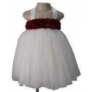 Faye Dresses in Tutu Style for Kids