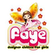 Faye Baby Girls Party Wear Frocks