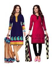 Buy Women Latest Designer Dress Material at fingoshop.