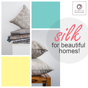 Silk Fabric Manufacturer,  Exporter,  Company in India - ERIS