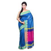 Time To Buy A Designer Cotton Silk Saree Online And Gather Praise From