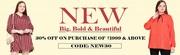 Plus Size Clothes online India - oxolloxo.com