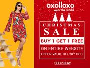 Christmas Sale - Plus Size Clothes online India