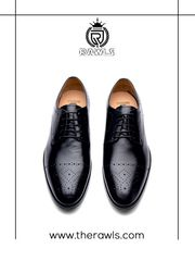 Rawls Luxure - Handcrafted Genuine leather shoes for men made in India