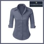 Woman's Formal Shirt | Lowest Price | by AviiHekNation | Buy Now