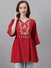 BUY ONLINE SUMMER KURTIS DESIGN & TROUSERS COLLECTION ONLY AT SHREELIF