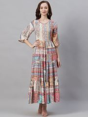 EXCLUSIVE COLLECTION OF SUMMER KURTIS DESIGNS & PALAZZOS,  TROUSERS ONL