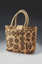 Finest Quality Jute Beach Bags Front Flap manufacturer,  exporter