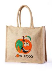 Eco Friendly Jute Grocery bags manufacturer,  exporter,  and wholsaler