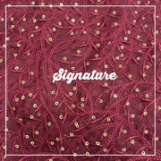 Buy Wine Red Fabric  With Thread and Sequence work at MK SIGNATURE