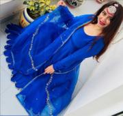 Punjabi Female Actress Suit Designs | Punjabi Suits Online |