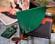 Angel Knot Ladies Wallet - Clutch Wallet - SlenderSnake