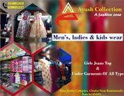 Fancy cloth shop in chutia Ranchi.