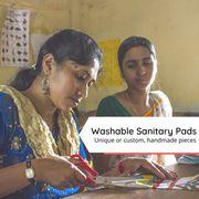 Washable Sanitary Pads | Reusable Cloth Sanitary Pads
