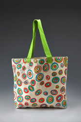 Canvas Bags Multicolored Print Supplier from kolkata