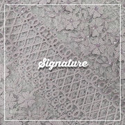 Buy Rhino Grey Net Fabric With Floral Stylish Design at MK SIGNATURE