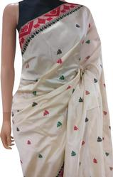 Mekhela Silk Saree | Mekhela Chador Saree | Luxurionworld
