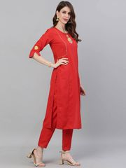 Buy Latest Designs of Kurti with Pant at Best Price
