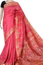100% Pure Swarnachari Saree | Silk Saree | Luxurionworld